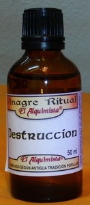 VINAGRE DESTRUCCION