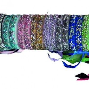 PULSERA brillo eco ( diferentes Colores)
